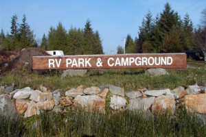 RV Park at Shearwater Resort & Marina.