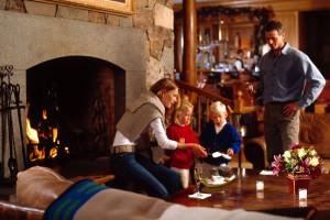 Family at Frias Properties of Aspen.