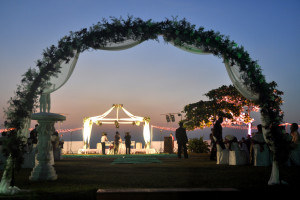 Wedding at Summer Sands Beach Resorts.