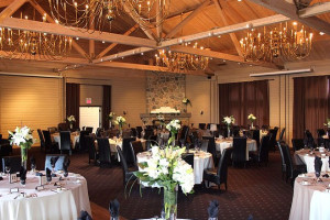 Special occasions at Oakwood Resort.