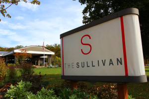 Exterior view of The Sullivan.