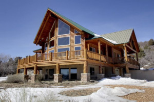 Rental exterior at Family Time Vacation Rentals.