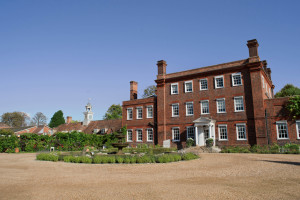 Exterior view of Henlow Grange.