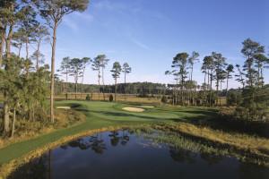 Golf course near Holiday Inn Oceanfront Ocean City.