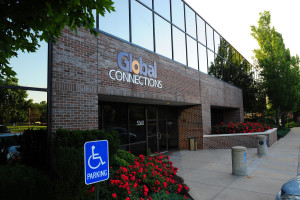 Exterior view of Global Connections Inc.