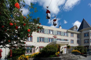 Holidays at Residence Inn Mont Tremblant Manoir Labelle.