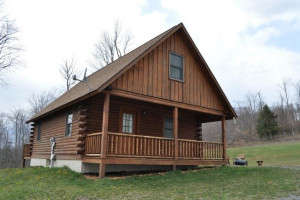 Cabin at Bass Mountaintop Cabin Rentals