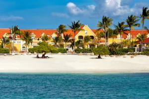 Exterior view of Amsterdam Manor Beach Resort.