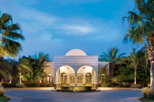 Exterior view of Egoth Oberoi.