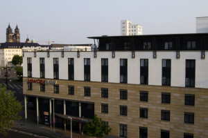 Exterior view of Inter City Hotel Magdeburg.