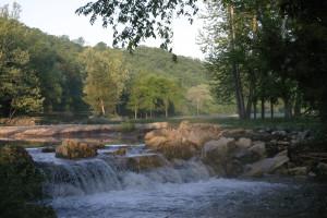 Scenic view at Stonebridge Resort.