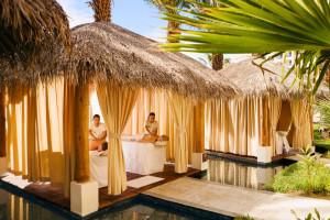 Outdoor Massage at Barcelo Los Cabos