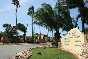 Exterior view of Tierra del Sol Resort & Country Club.