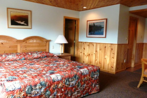 Guest Suite at Town House Lodge
