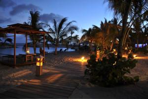 Exterior view of Baoase Luxury Resort.