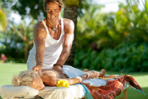 Massages at Lumeria Maui.