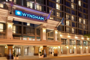 Exterior View of Wyndham Boston Beacon Hill