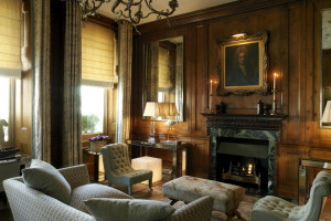 Drawing room at Pelham.