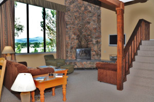 Guest Suite at Lake Placid Club Lodges