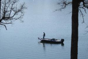 Fishing at Artilla Cove Resort.