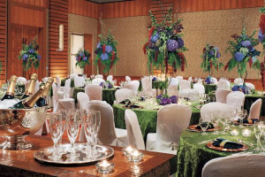 Harmony Ballroom at Four Seasons Resort Whistler.