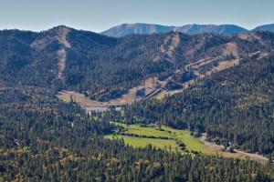 Mountains at Big Bear Vacations.