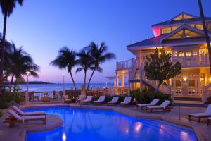 Exterior view of Hyatt Key West Resort & Marina.