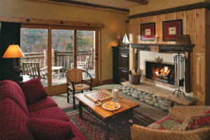 Room Interior at The Lodge at Buckberry Creek