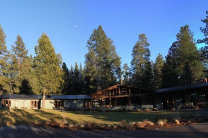 Exterior View of House on Metolius