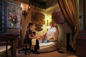 Spa at Westgate Lakes Resort & Spa.