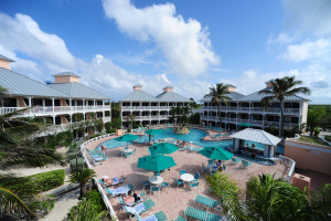 Exterior view of Morritt's Tortuga Club & Resort.