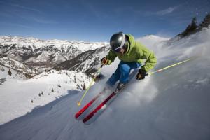 Skiing at Big Sky Vacation Rentals.