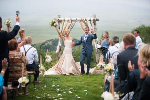 Wedding at The Bella Vista Estate.