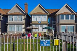 Vacation rental exterior at Beach House Rentals.