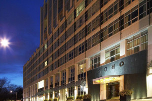 Exterior view of SoHo Metropolitan Hotel.
