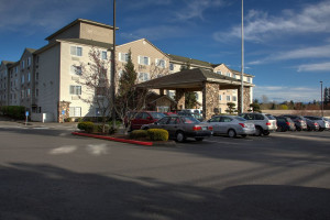 Exterior View of Quality Inn Gresham - Portland East