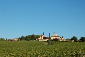 Exterior view of Canonica a Cerreto.