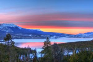 Mountains near SkyRun Vacation Rentals - Summit County, Colorado.