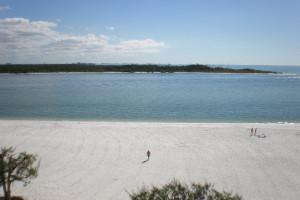 Beach View Near Kathy Nesbit Vacations