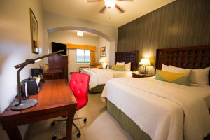 Guest Suite at La Copa Inn Beachfront Resort