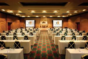 Conference at Eldorado Hotel.