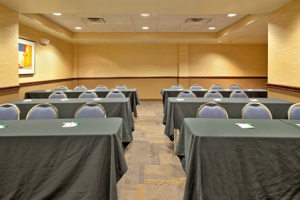 Conference Room at Holiday Inn