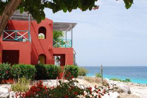 Exterior view of Habitat Curaçao.
