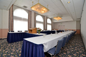 Conference room at Ocean View Resort.