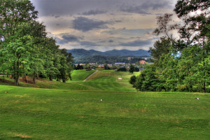 The Gatlinburg Golf Course near SmokyMountains.com.