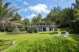 Vacation rental exterior at Big Island Vacation Rentals.
