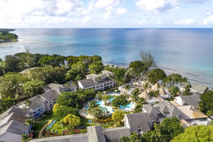 Exterior view of The Club, Barbados Resort and Spa.