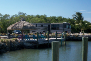 Exterior view of Grassy Key RV Park & Resort.