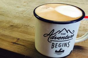 Morning coffee at Northridge Inn & Resort.