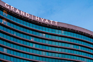 Exterior View of Grand Hyatt Tampa Bay